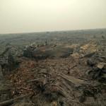Totalschaden fürs Klima: Feuerjahr 2015 in Indonesien