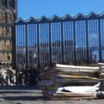 Bremer Politiker engagieren sich für Papiersparen