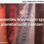 Visual Story zum Dialog Degrowth