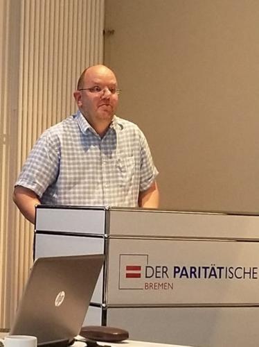 Dirk Dymarski (Selbstvertretung wohnungsloser Menschen)