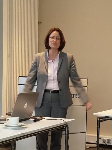Antje Grotheer (Präsidentin der Bremischen Bürgerschaft)
