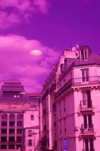 La vie en rose 01, Paris